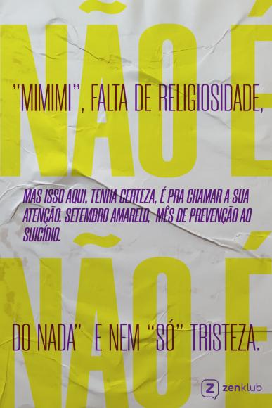 Poster_NãoÉ